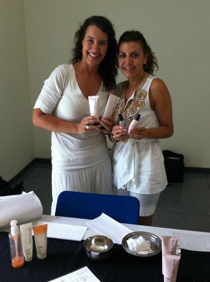 Grazie a Ana e Nuria!