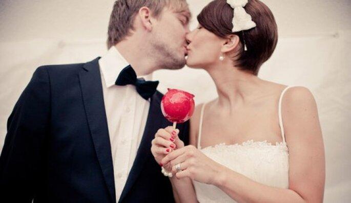 Paletas de dulce para bodas hechas en casa - Foto Nadia Meli