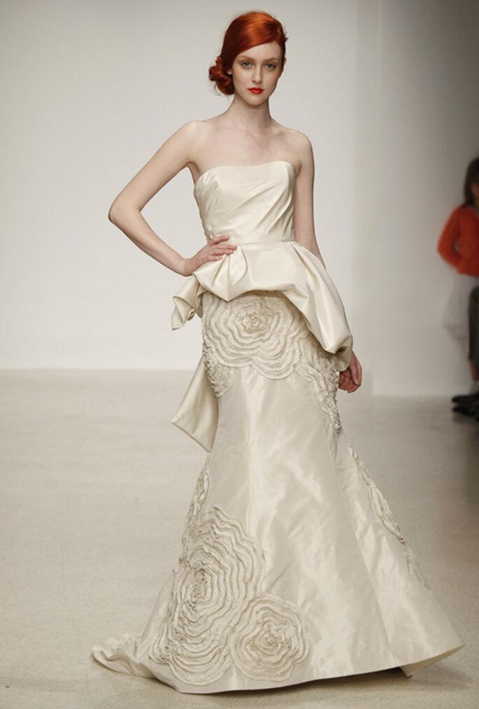Vestido de novia Amsale 2013