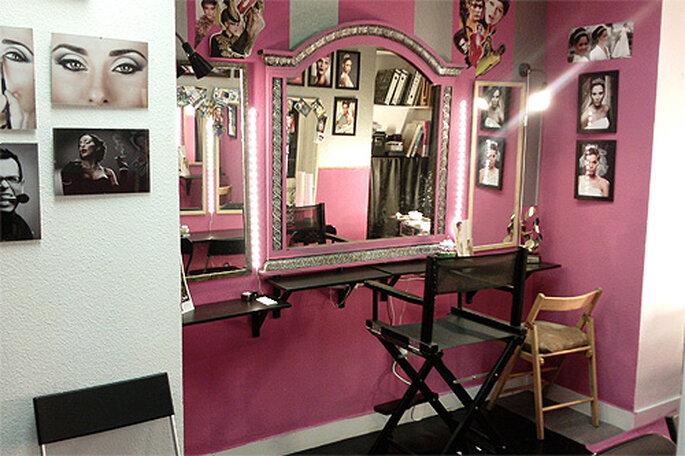 La Caja de Maquillaje, maquilladores a domicilio en Madrid
