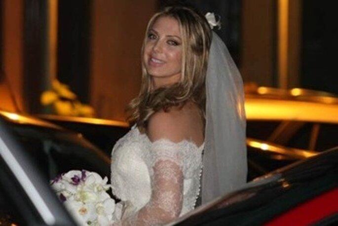 O casamento de Sheila Mello e Xuxa