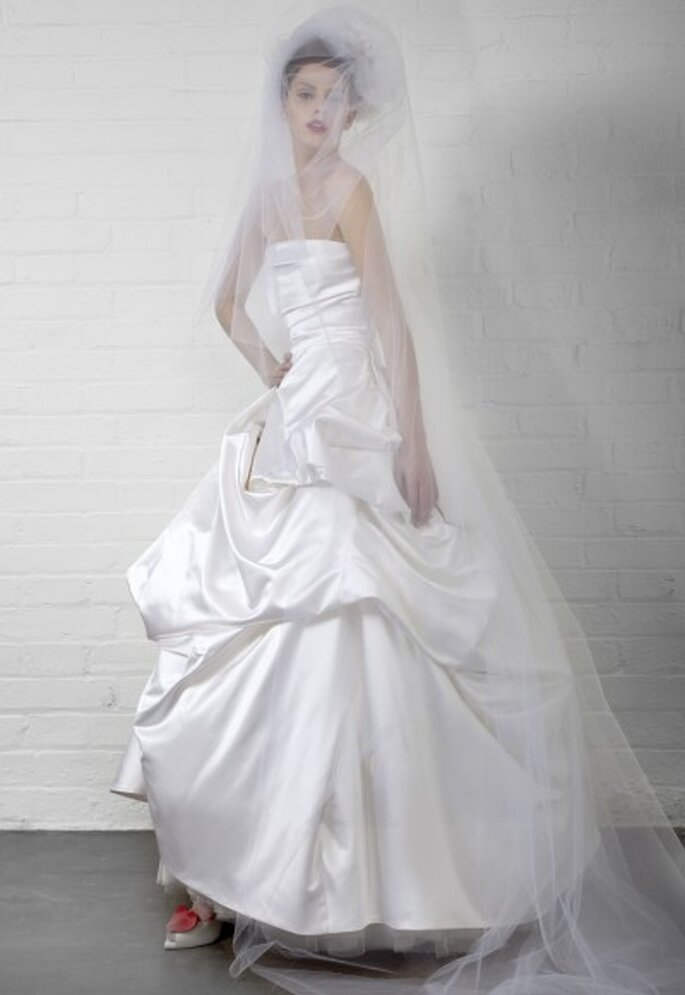 Foto del sitio de Vivienne Westwood.