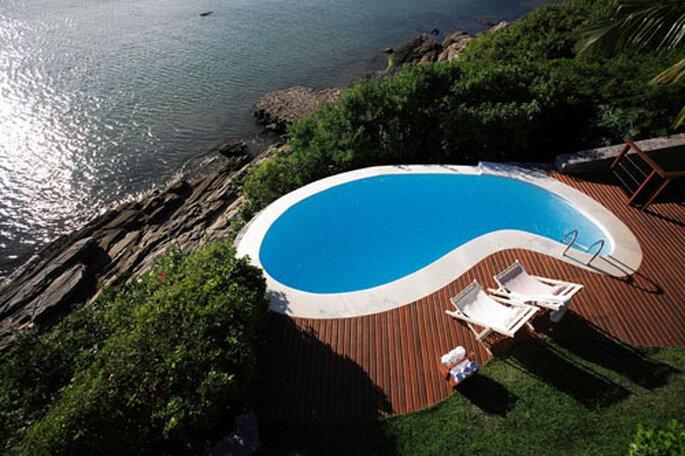 Lune de miel hôtel Insolito - Brésil