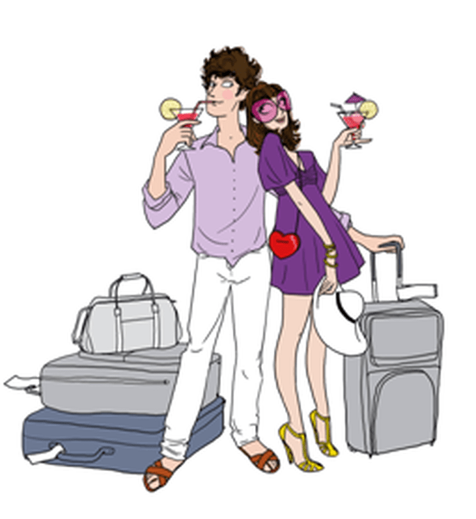 Viaggio di nozze fai da te?
