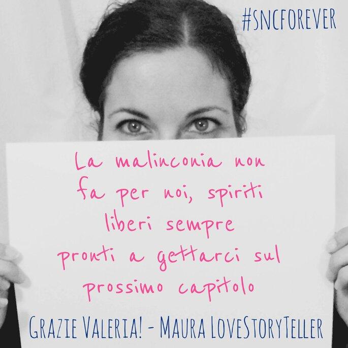 Maura Bonelli hashtag #sncforever