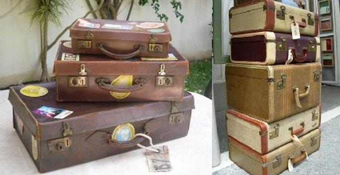 Empaque en una sola maleta