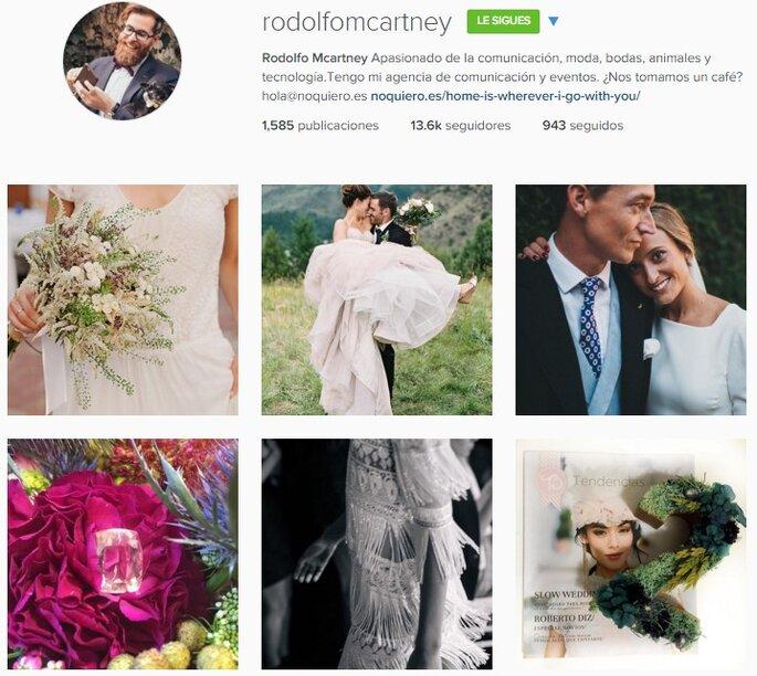 Imagen vía Instagram Rodolfo MCartney