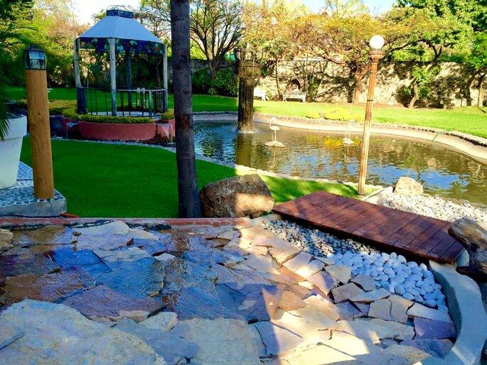 Los 16 mejores jardines para boda en morelos los espacios for Jardin villa xavier jiutepec