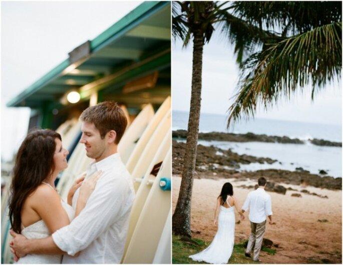 Una boda inspirada en el surf - Foto Alea Lovely