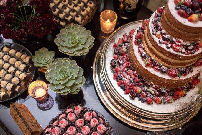 Bolo e doces Mari Pessanha Gourmet. Foto: Thiago Okimoto