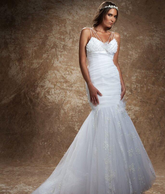 Robe de mariée Rosi Strella - Chant de sirène