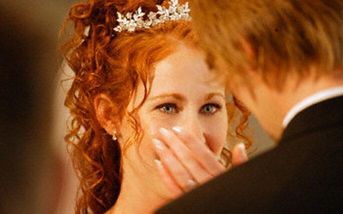 La lecture des fiancés est toujours un moment riche en émotions