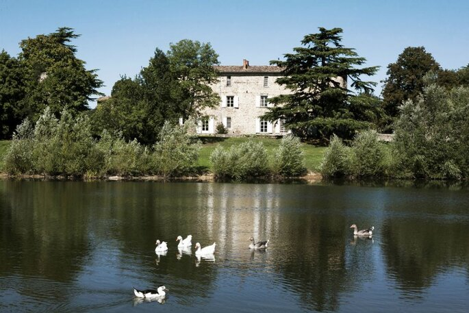 Le Château de Chassagny