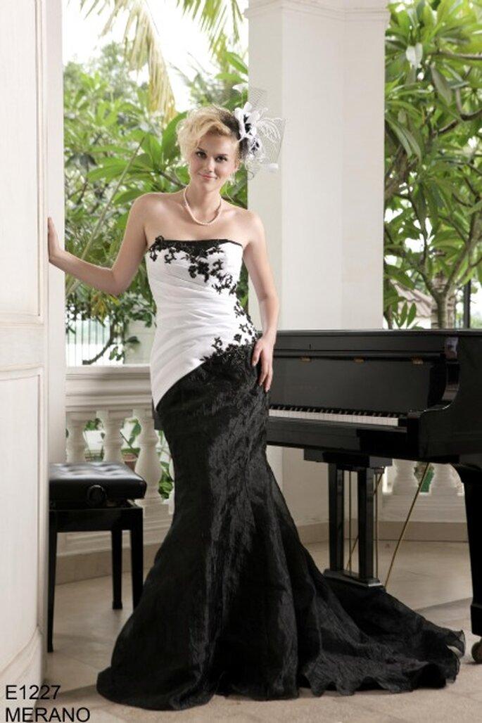 Robe de mariée E1227 MERANO collection 2012 - Emy Lee