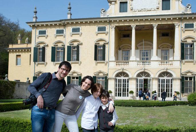 Famiglia Rotasperi-Busetti al gran completo  - Foto: Marilena Mura