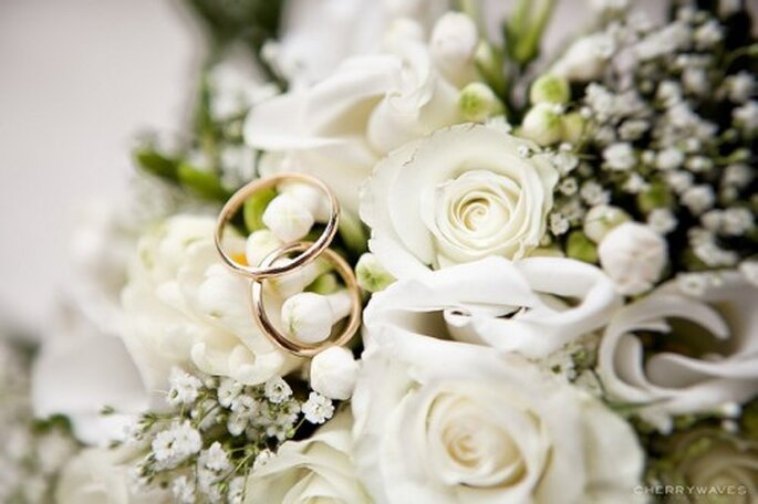 Alliances de mariage : un choix qui nest pas anodin - Photo : Cherry ...