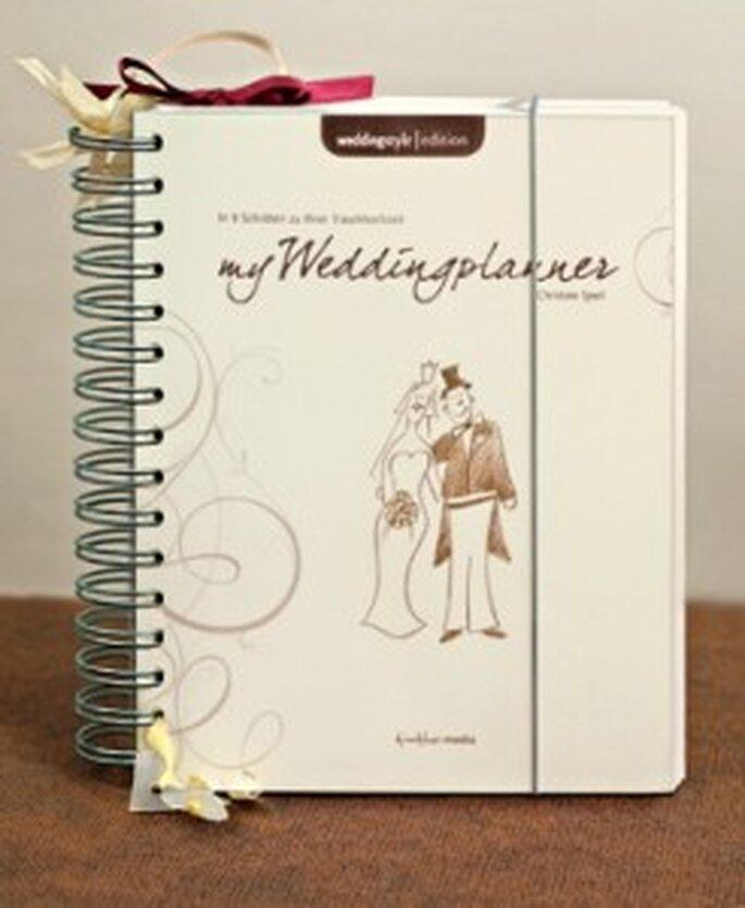 """""""my weddingplanner"""" von weddingstyle"""