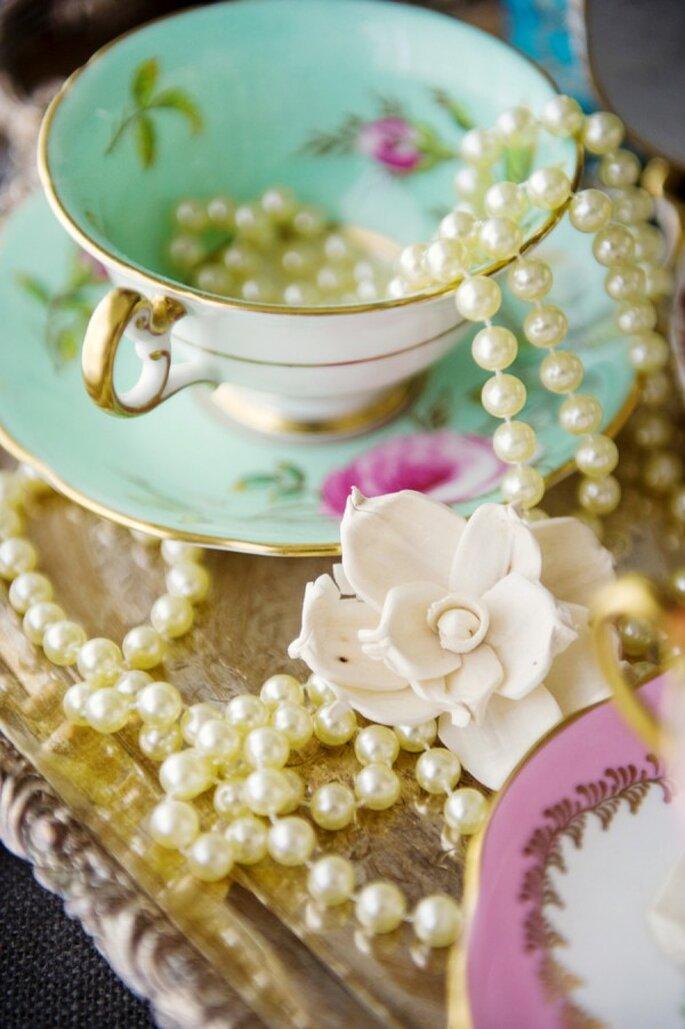 Perlas en tu look de novia - Hong Photography Studio