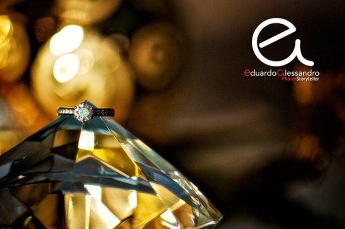 Scegli come sfondo un diamante o un'altra pietra preziosa - Foto Eduardo Alessandro