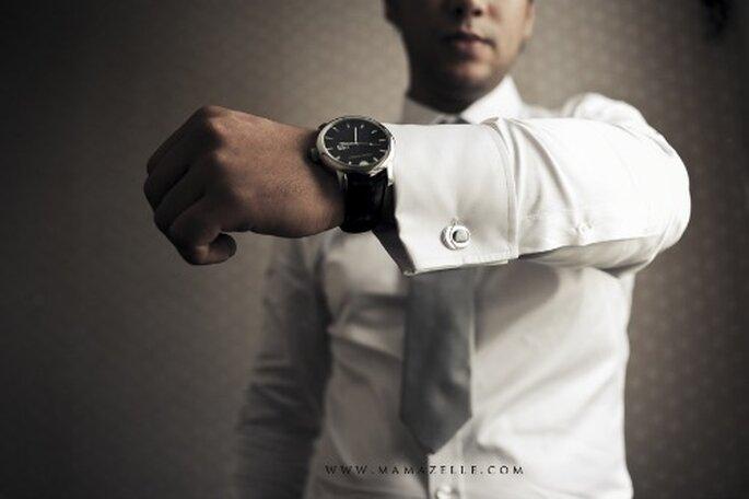 Une montre comme cadeau à votre fiancé : une attention toujours appréciée ! - Photo : Mamazelle