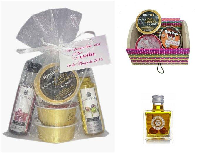 10 regalos gourmet para los invitados de boda m s sibaritas - Regalos para los invitados ...
