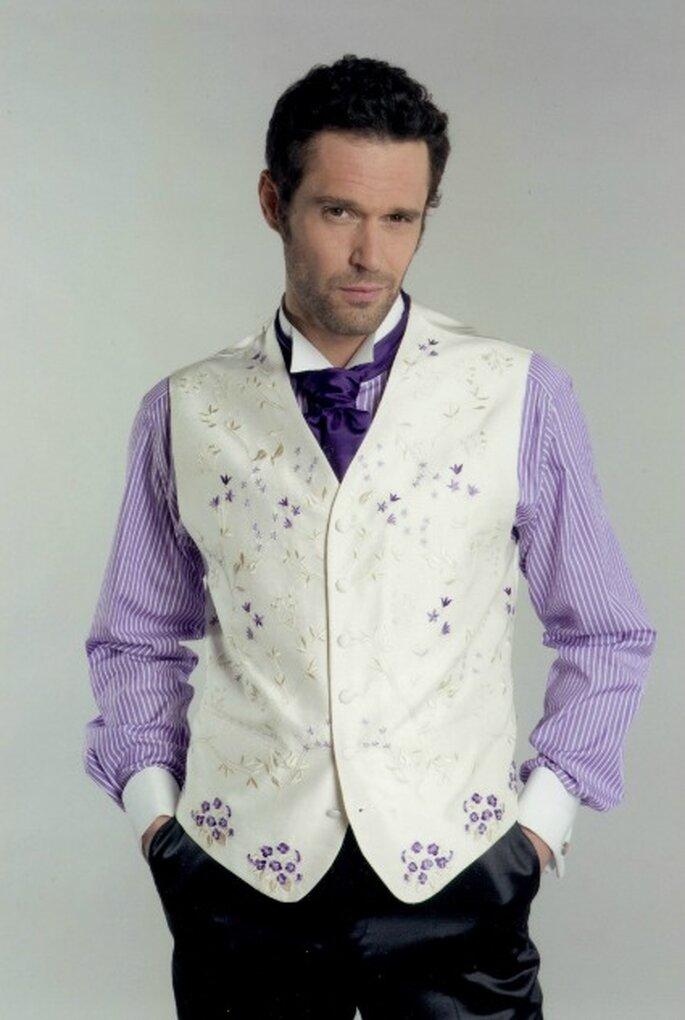 Beral : des vêtements de cérémonie raffinés et luxueux - Source : Beral
