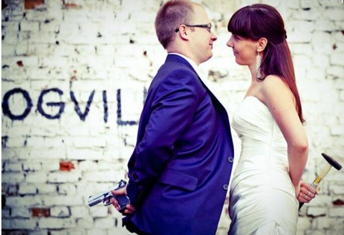 Matrimonios.Foto de Bartłomiej Zackiewicz.