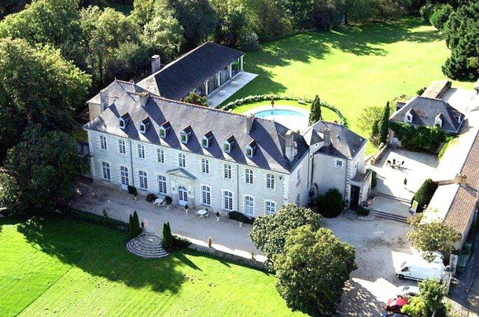 L'Abbaye de Villeneuve