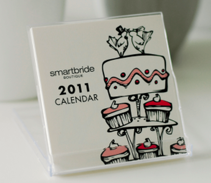 ¿Cómo elegir la fecha de la boda en 2011? Foto SmartBride Boutique