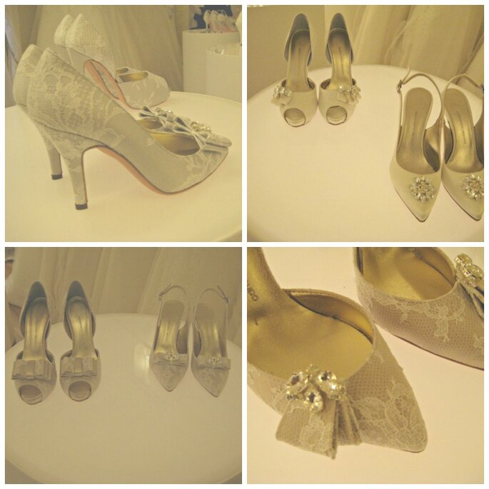 Alessandra Rinaudo Bridal Collection Luxury Shoes