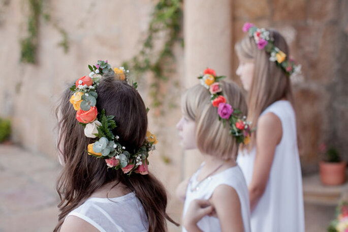 5 consejos de estilo para los pajecitos en el día de la boda. Foto- 10 cosas a las que no debes renunciar cuando empiezas una relación. Foto- Scarlet O'Neill Photography