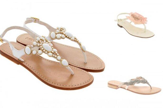 Chaussures de mariée 2013 : 5 tendances - Keneth Cole et Mary Janes