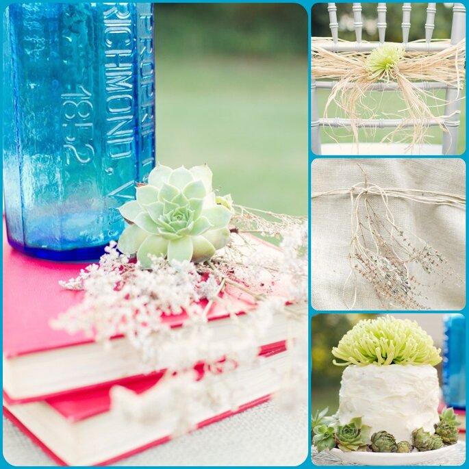 Um casamento ecológico - Green Tree Photography