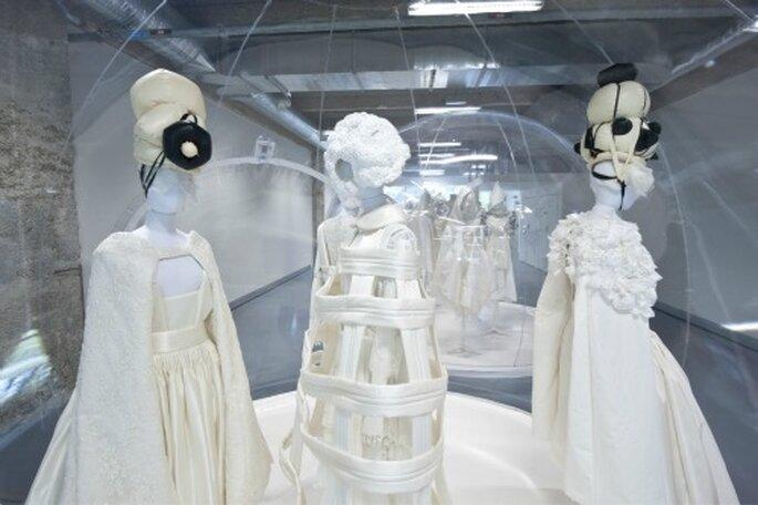 La exposición gira entorno a los grandes eventos de la vida. Foto: Les Docks.