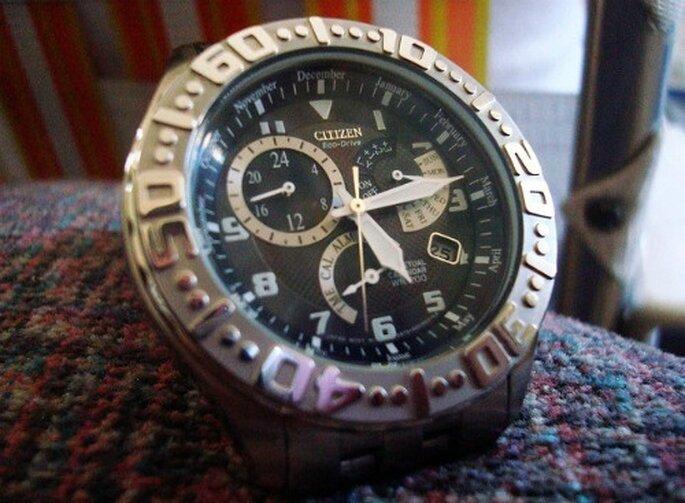 Grava el reloj con una frase relevante para los dos. Fotos: maticulous
