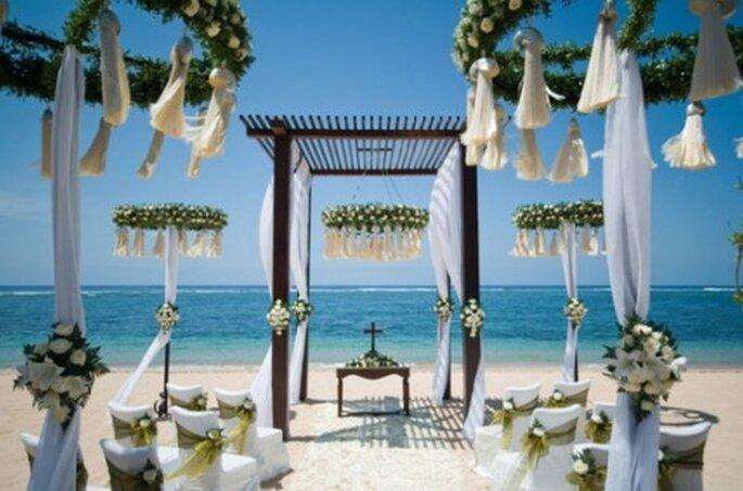 Bali : destination pour un mariage original - Photo : Katie Hoselton