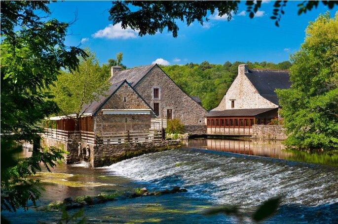Le Moulin Saint-Yves