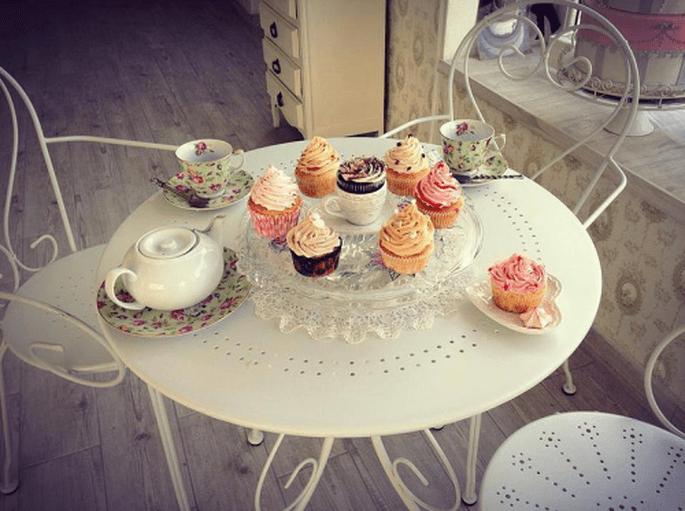 Mix de cupcakes. Crédit : Sani