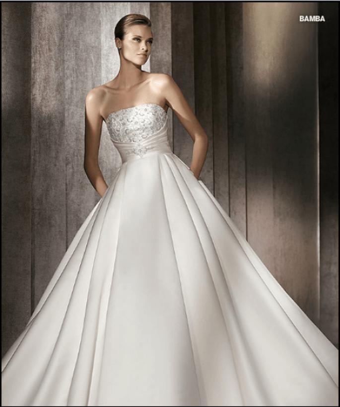 Vestido de novia Bamba, Pronovias