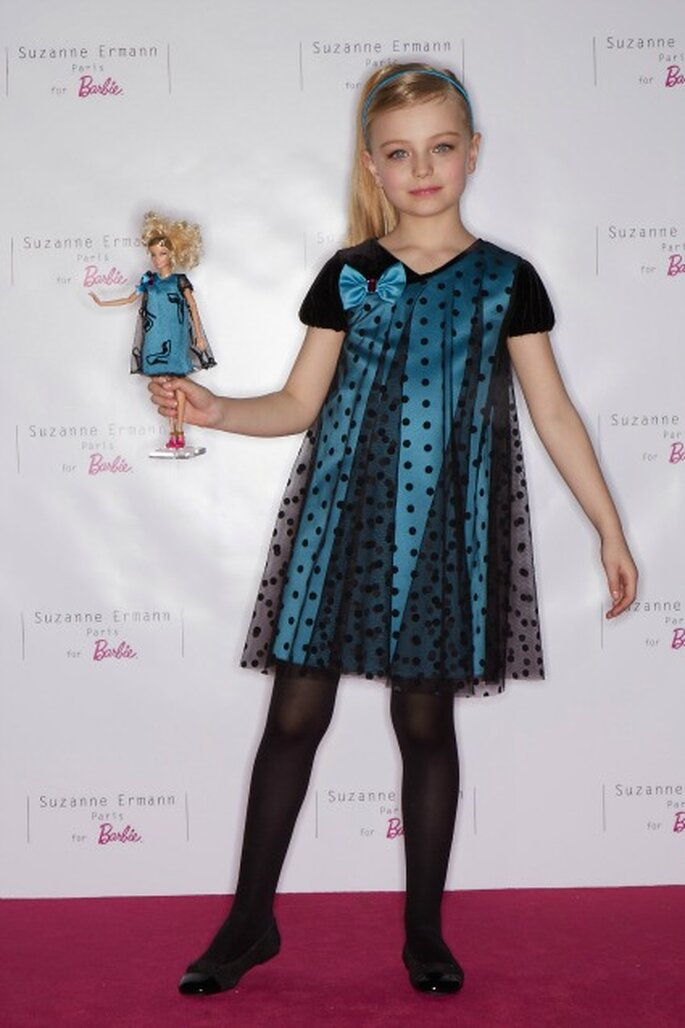 La collection Suzanne Ermann pour Barbie