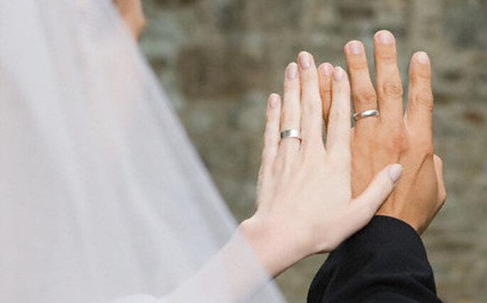 Las alianzas matrimoniales. El símbolo por excelencia.