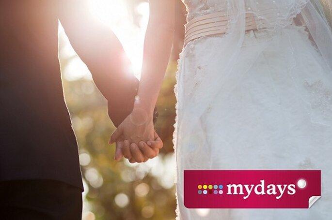 Erlebnisgeschenke zur Hochzeit - Foto: Mydays