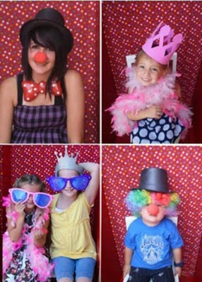 Photo-booth - Flickr.com Credits Miss Zoey