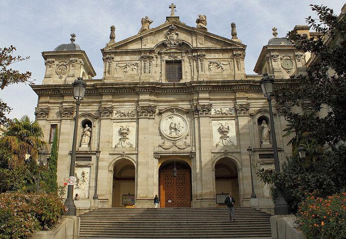 Iglesia de Santa Bárbara - Federico Jordá