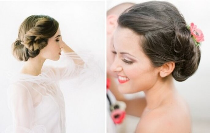 Fontes: The Drifter and the Gypsyi: Once wed Magazine; Ruffled: Nautical Chic Wedding Inspiration