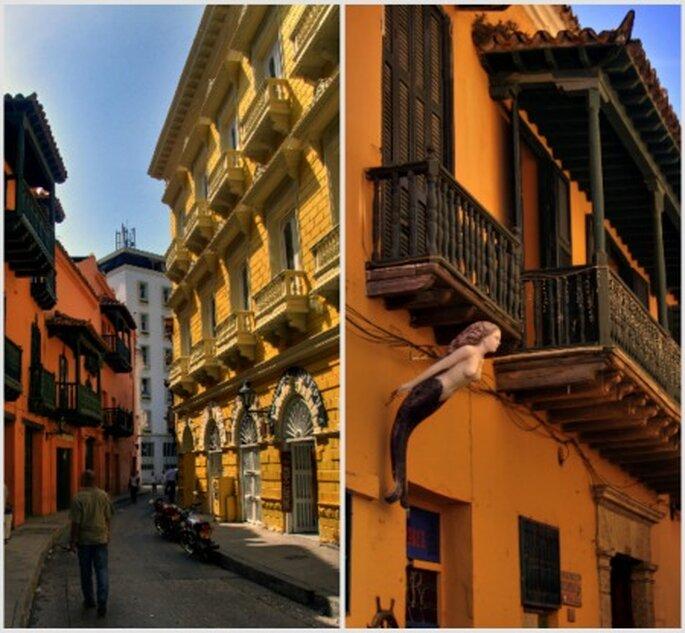 Cartagena, una ciudad con encanto. Fotos: Martin St-Amant - Wikipedia