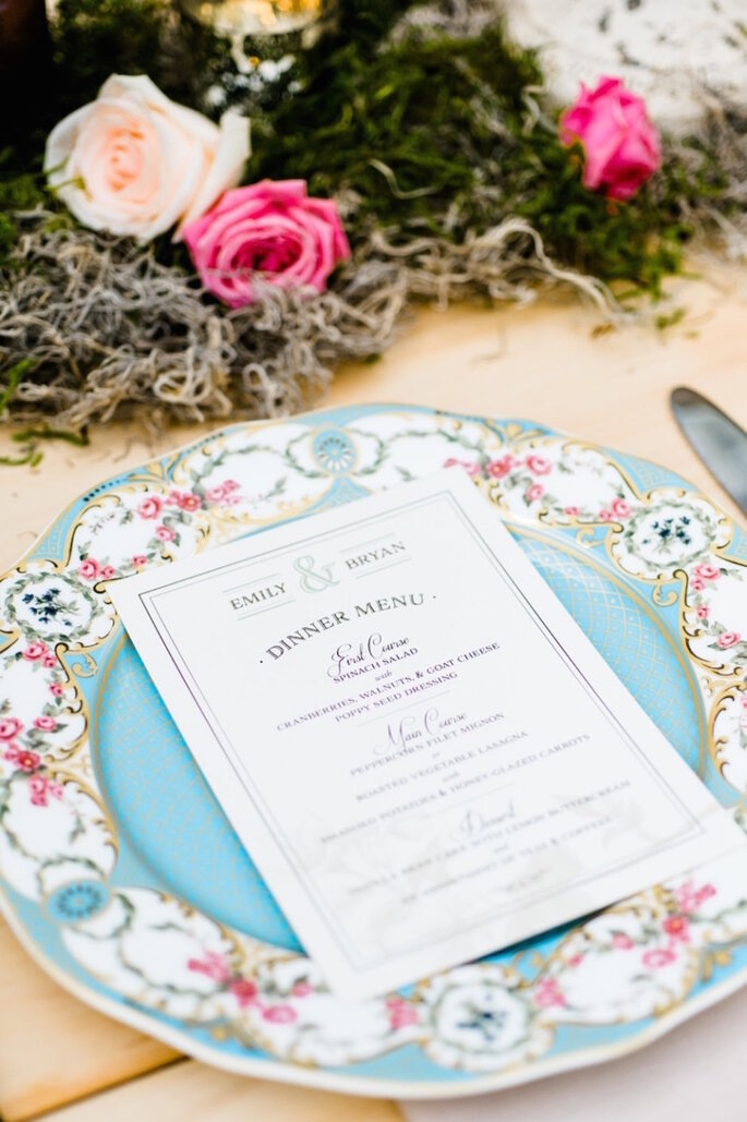 Cómo tener una boda estilo Pinterest - Caroline Lima Photography