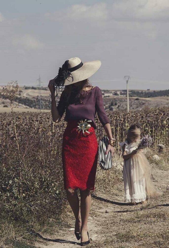 Foto: Le Mariage Creatif (abito: Helena Mareque)