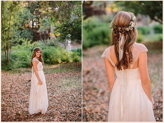 Danielle Capito - hairstyles for brides
