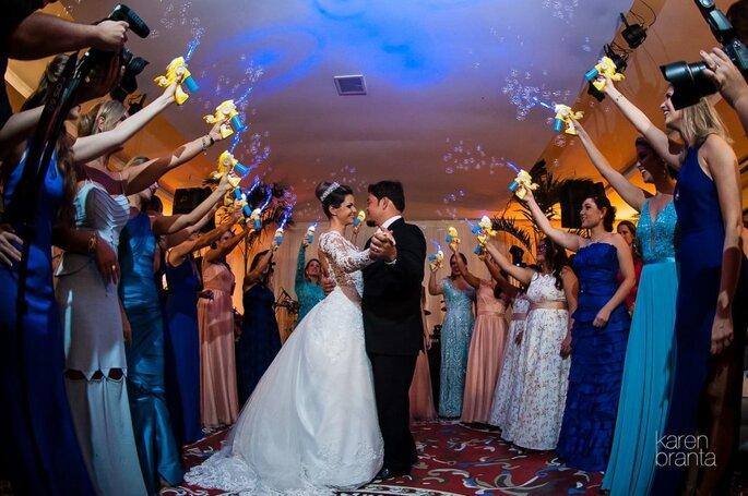 Cerimonial: Rafael Flores Cerimonial - Foto: Karen Branta